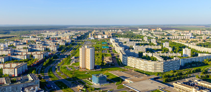 Territory of priority social and economic development Naberezhnye Chelny