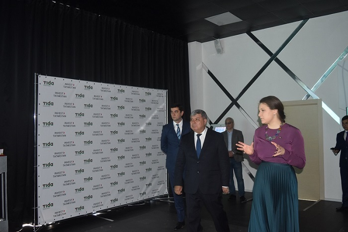 The Deputy Prime Minister of Uzbekistan visited Tatarstan