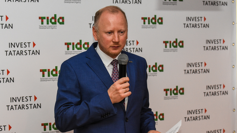 The members of the Investors Club of Tatarstan discussed topical issues in an informal setting