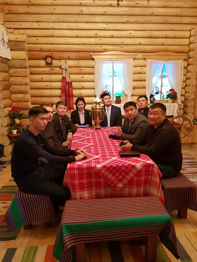 Delegation of the Government of Kyrgyzstan visited Tatarstan