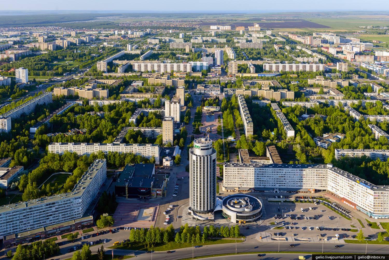 Потенциал муниципалитетов
