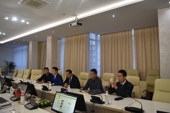 Anhui Province and the Republic of Tatarstan: strong relations between PRC and Russia