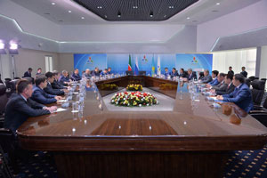 Tatarstan and Kazakhstan: a new turn in cooperation