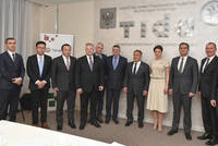 The first world class showroom in Tatarstan