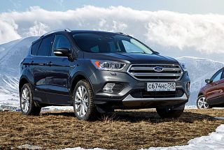 Sales of Ford Explorer, produced in Tatarstan, increased by 65% in 2017