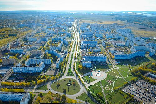 Territory of priority social and economic development Nizhnekamsk