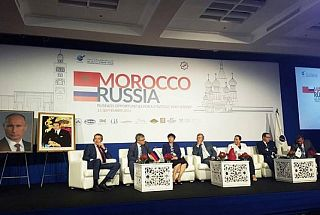Africa and Russia: connection throughout Morocco