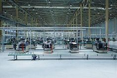 "Production of 1.5 million units of batteries a year in the SEZ ""Alabuga"" The Republic of Tatarstan (Stage 1)"