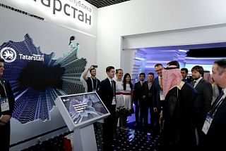 "Tatarstan is the first among Russian regions to launch ""Energy of the Future"" at the world EXPO"