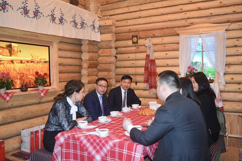 China National Environmental Protection Corporation is interested in projects in Tatarstan