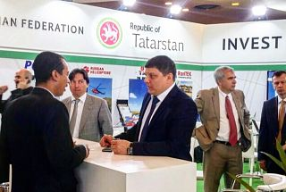 "Tatarstan's companies took part in ""INFRA Africa & Middle East Expo 2017"" exhibition"