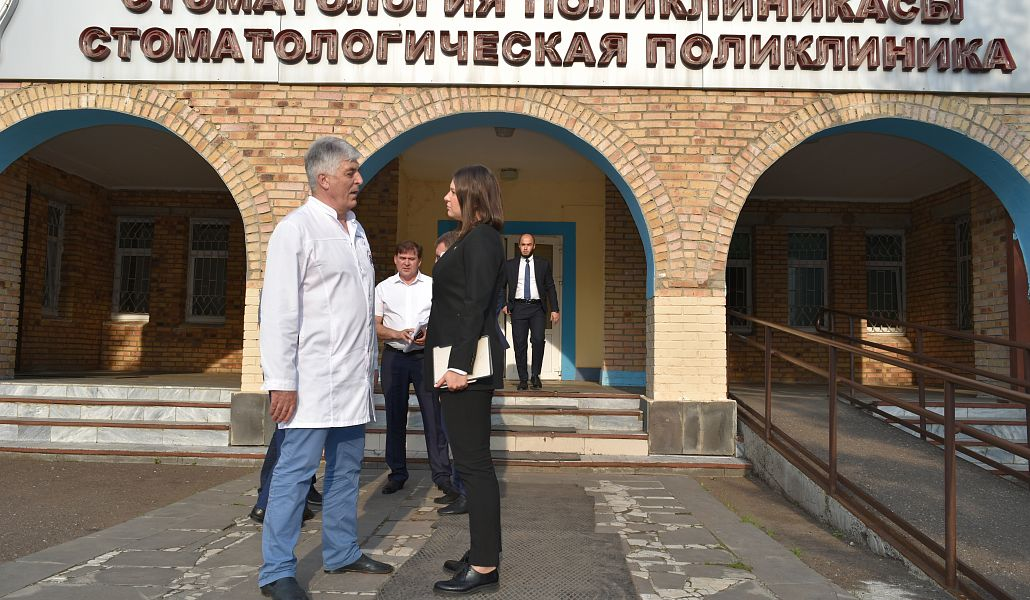 Taliya Minullina found out what the residents and investors of Nizhnekamsk lack