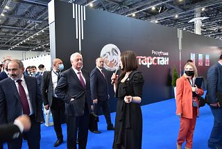 The Heads of the EAEU Governments visited Kazan Expo