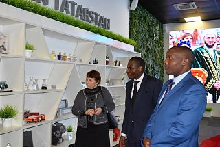The Republic of Burundi is interested in import of Tatarstan's vehicles