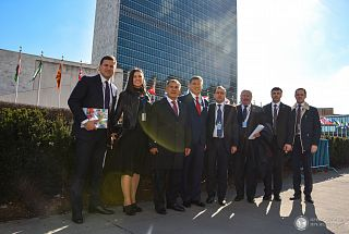 Tatarstan at the UN: how sustainable development is achieved